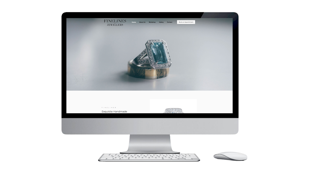 Web Solutions for Jewellery Businesses